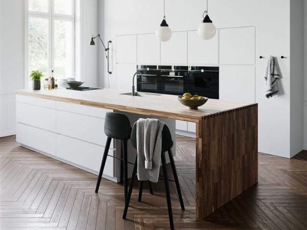 Cgtrader – White Kitchen by Kvik 3D Model 3dmax模型下载