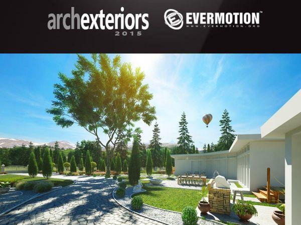 10个欧美别墅建筑3d模型下载 Evermotion-Archexteriors vol 26