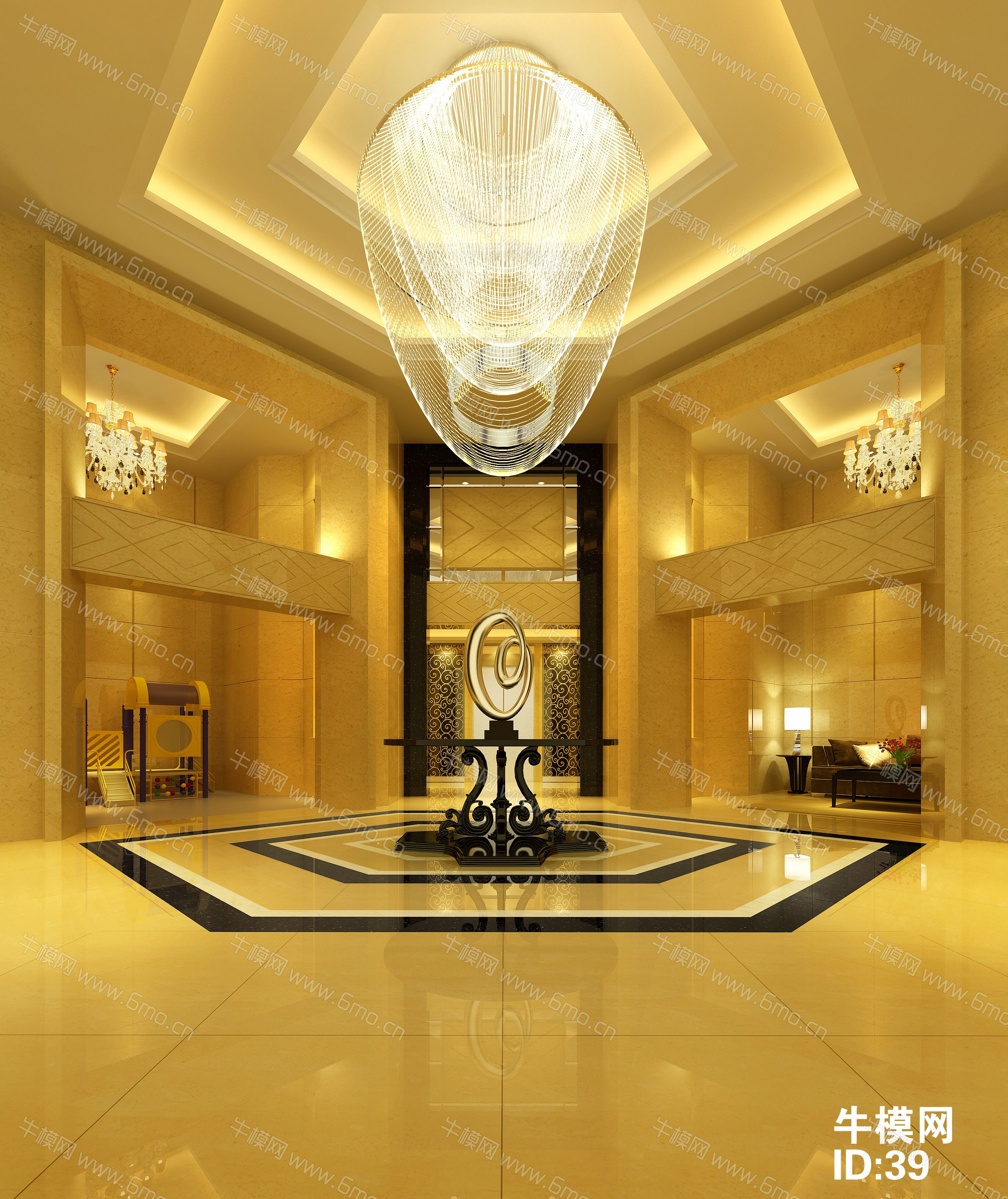 宾馆旅馆酒店大厅下载