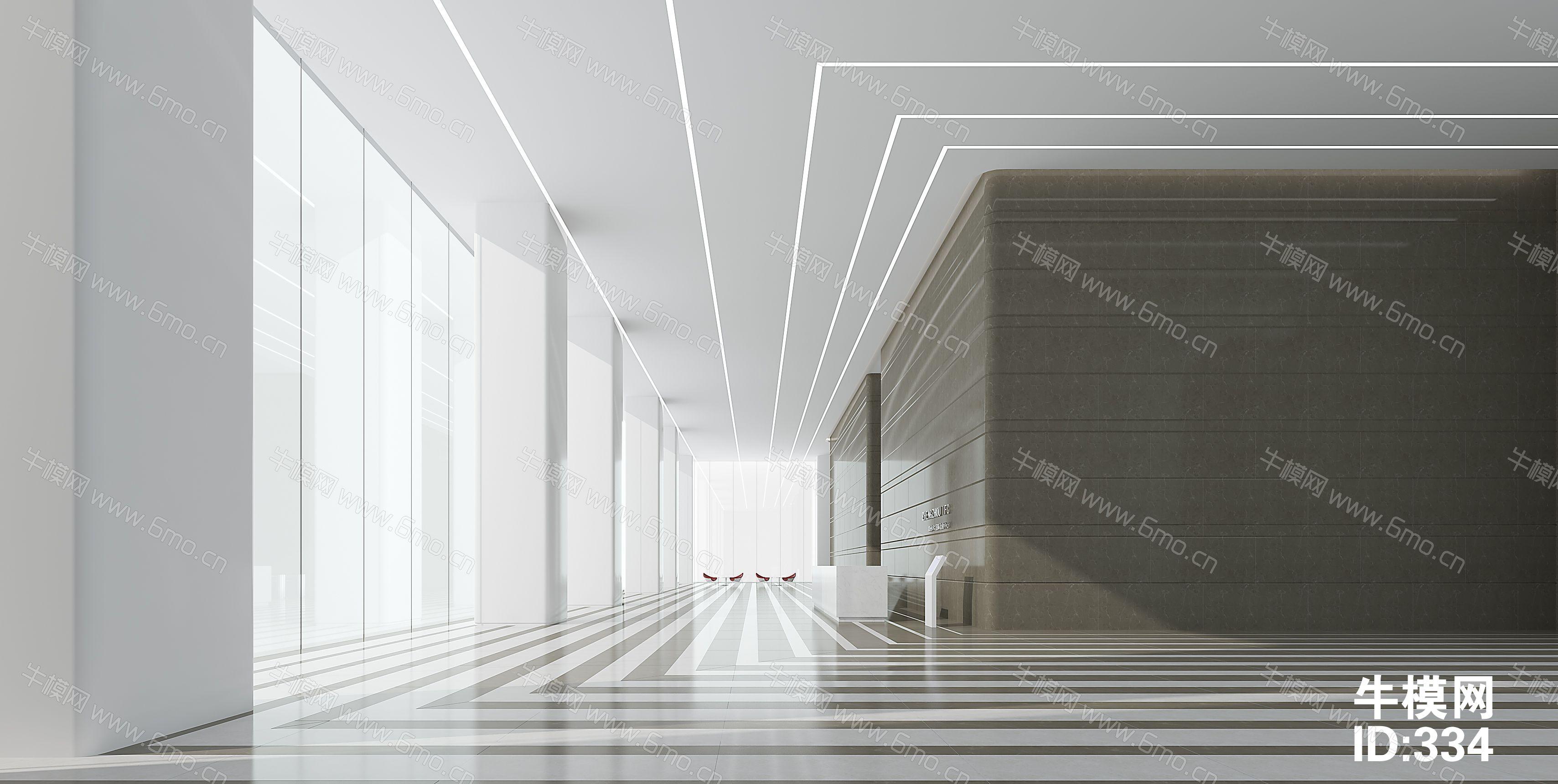 国际金融中心前厅