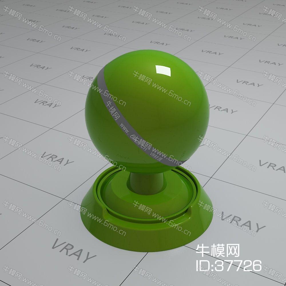 绿色车漆材质(13)