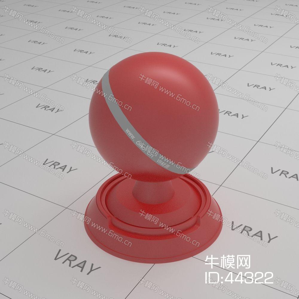 红色塑料4