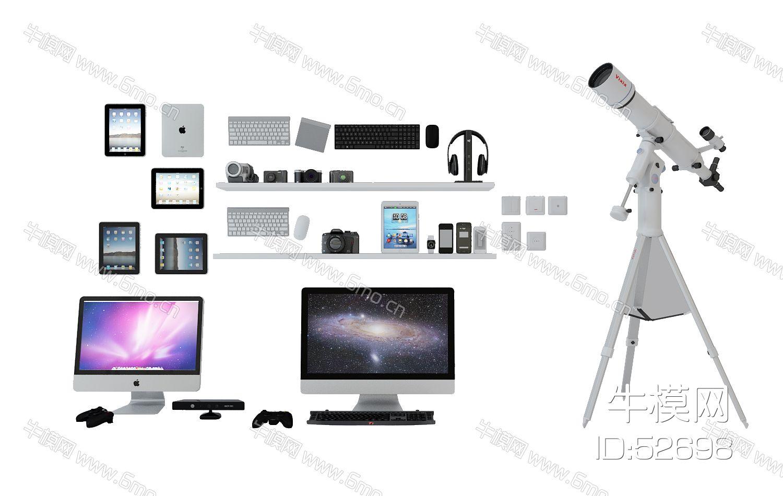 电脑相机望远镜