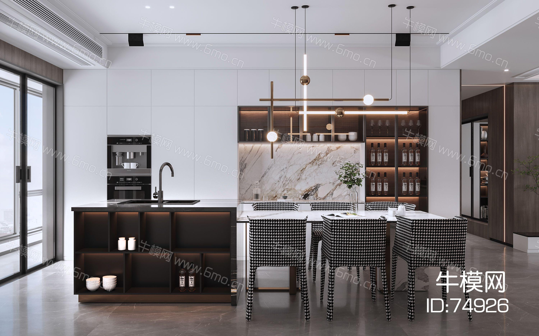 艾巴优-2020VIP学员投稿作品-新中式餐厅