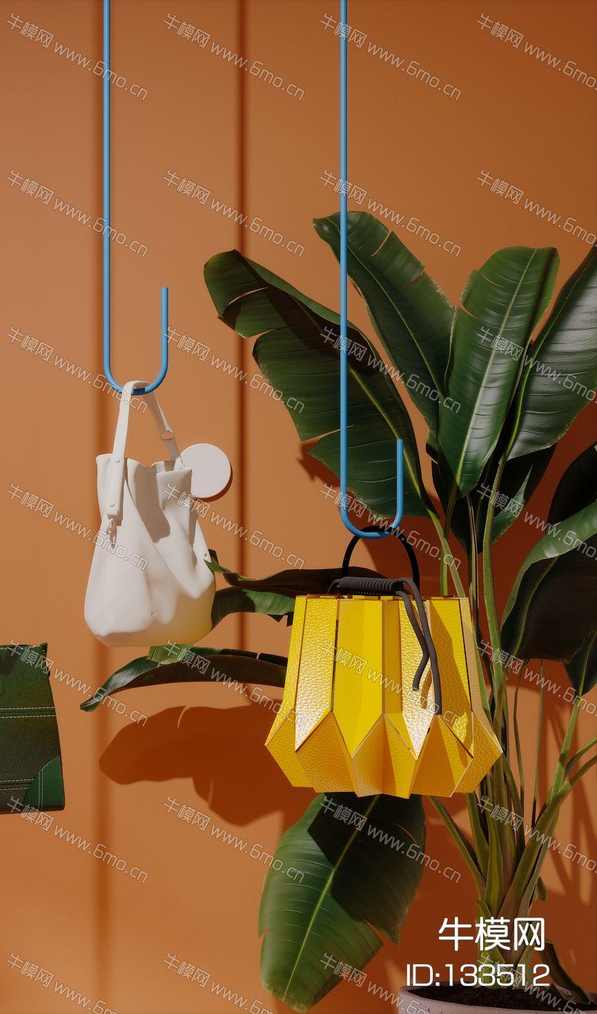 现代简约轻奢风格女士包包