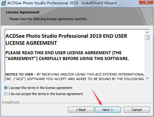 ACDSee Photo Studio Professional2019【ACDSee2019破解版】中文破解版安装图文教程、破解注册方法
