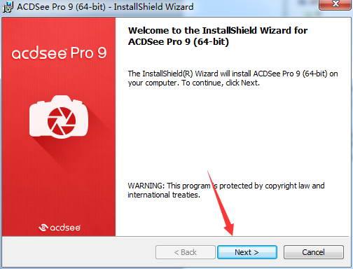 acdsee pro 9.0【acdsee pro 9】64位中文破解版含汉化补丁安装图文教程、破解注册方法