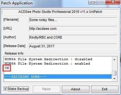 ACDSee Pro 11【ACDSee Pro2018 v11.0】破解版含汉化补丁安装图文教程、破解注册方法