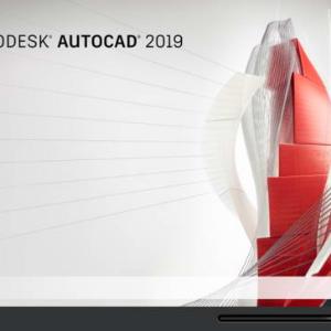 【免费下载】AUTOcad2019 64位下载CAD2019简体中文破解版(注册机序列号)