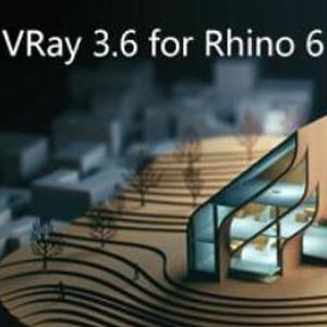 vray3.6 for rhino【支持rhino5,6】渲染器破解版64位 下载 简体中文版 64位 下载