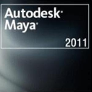 Maya2011【Autodesk Maya(玛雅)2011】英文(中文)破解版32位 下载 简体中文版 32位 下载