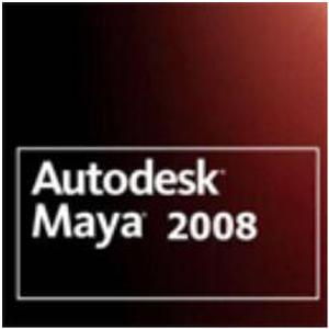 Maya2008【Autodesk Maya2008 玛雅】破解版32位 下载
