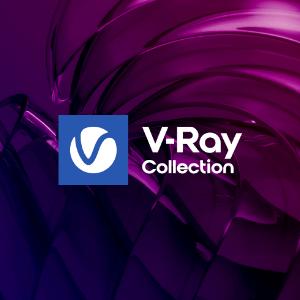 VR5.10.01最新材质库文件(更新73M)——V-Ray Material Library 简体中文版 64位 下载