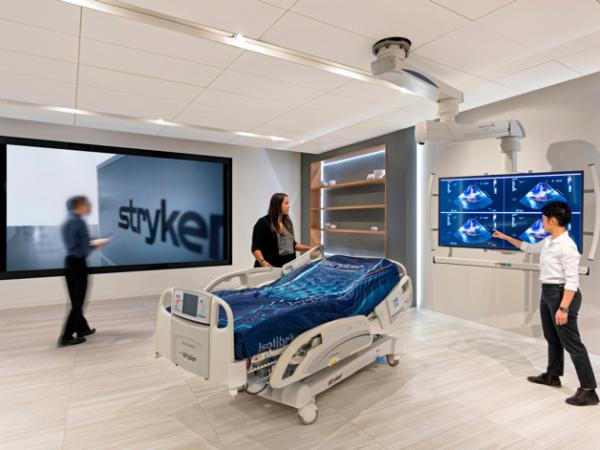 Stryker 客户体验中心