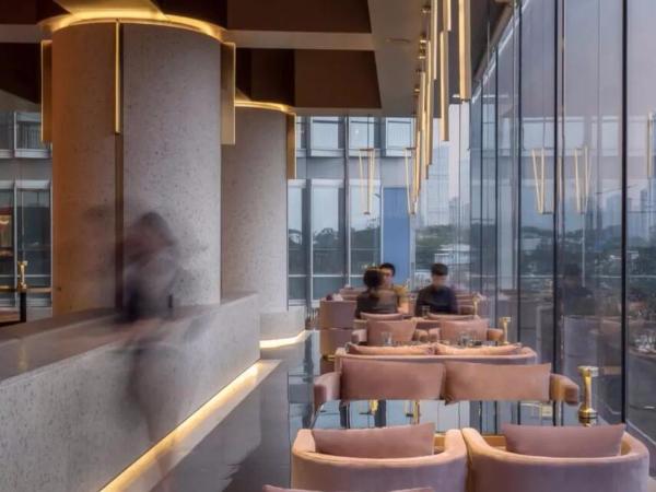 深圳湾一号 Wann lounge 艺术酒吧 | 万社设计咨询(深圳)有限公司