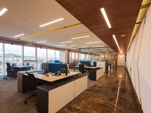 Gubretas伊斯坦布尔总部办公空间设计