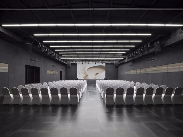 三维立体体验 - 北京 MeePark 自空间 | 纬度建筑