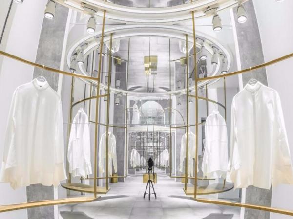 拱形下的无限空间,金华 TARA MATA 设计师买手店