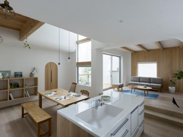 日本Otsu 独立住宅