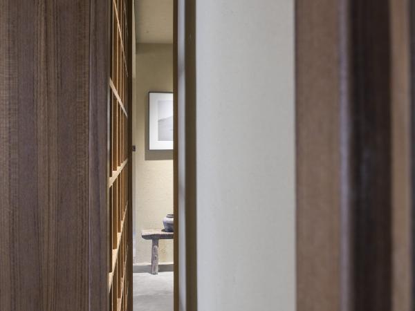 一处自在——130㎡朴实感新中式住宅