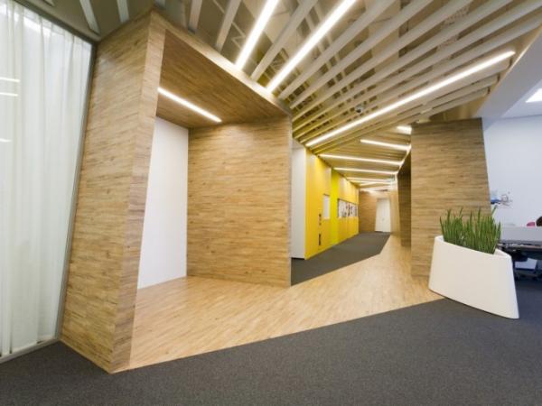 俄罗斯圣彼得堡Yandex办公空间
