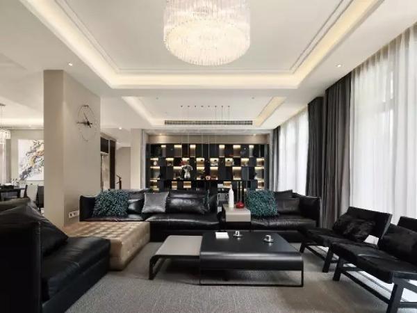 九唐别墅设计