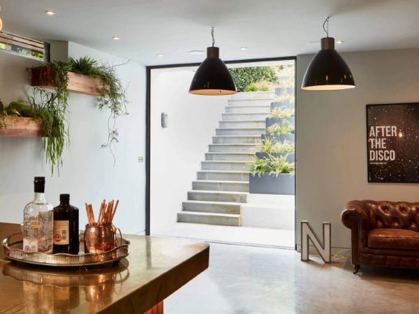 伦敦现代风住宅设计