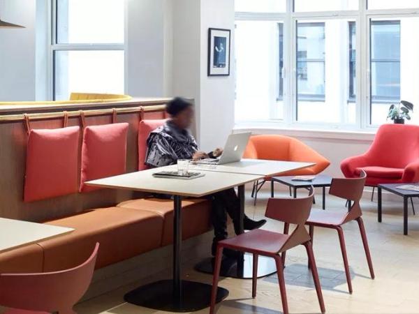 熟悉的办公室设计起来更加随心所欲