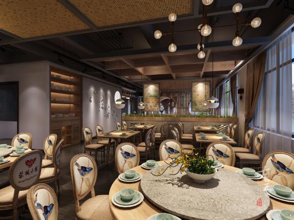 餐厅设计方案对经营的影响—贵州餐厅设计