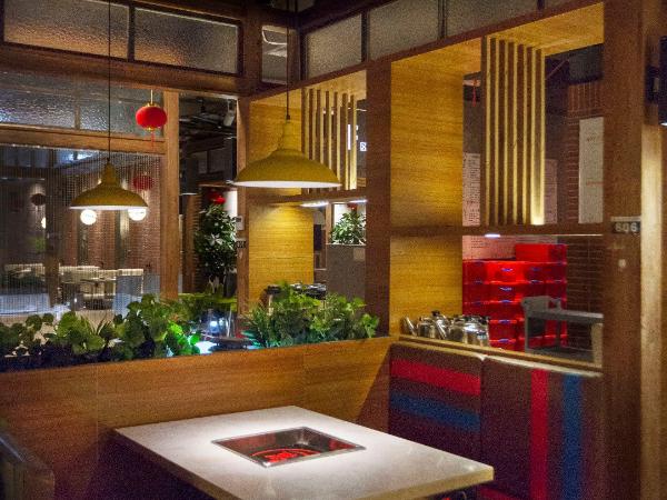 【德莊】送你一张重庆火锅的明星片