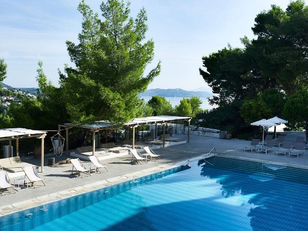 希腊极简风格酒店