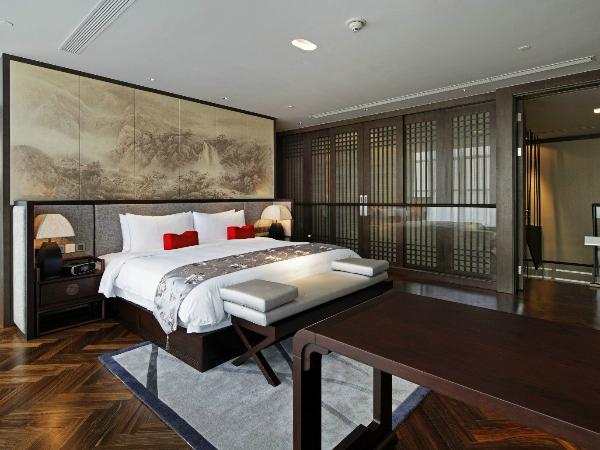上海证大喜玛拉雅卓美酒店17楼收藏家俱乐部