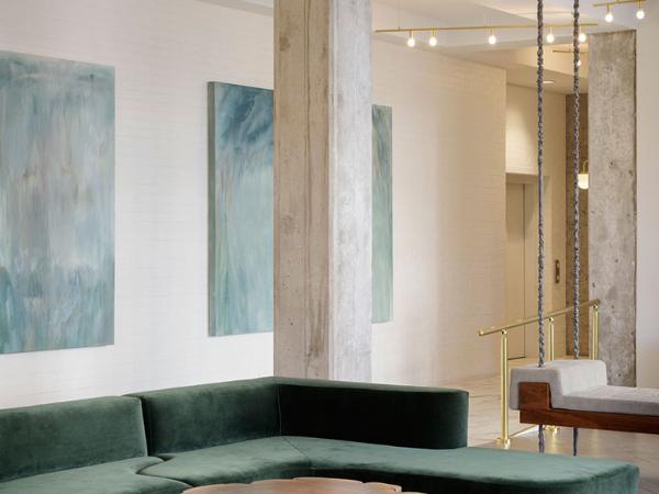 ACE酒店品牌最新力作,打造梦幻美人鱼色的贝壳碉堡!