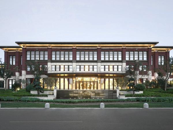 现代与古典交融-天津天房光合谷展售中心
