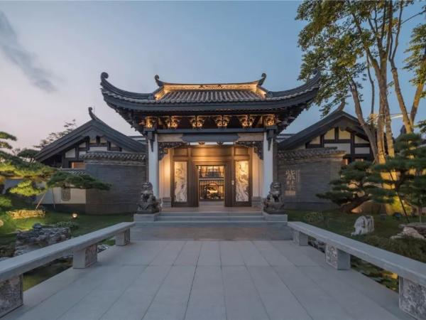 珠海紫禁书院:永不过时的东方营造