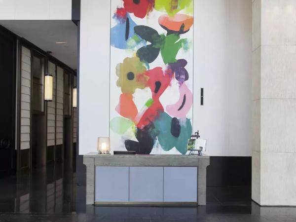 全球最潮设计酒店CitizenM来了,满满的艺术感,惊艳上海!
