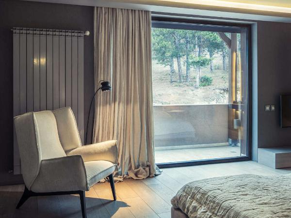 保加利亚宽敞的现代私宅