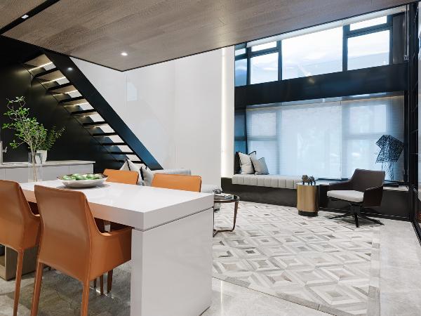 复式空间的优质生活·南京融信单身公寓