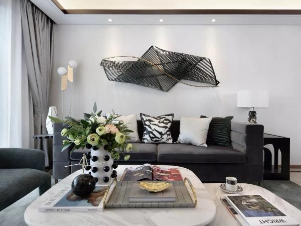 G-A1户型样板房——风雅自然的诗意栖居