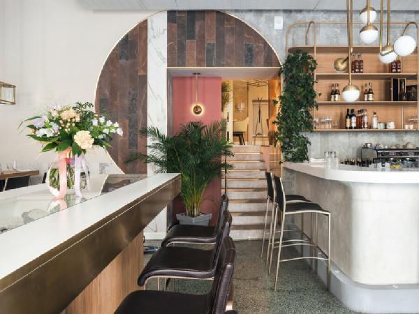 126㎡俄罗斯圣彼得堡·Kyrorty休闲主题餐厅设计
