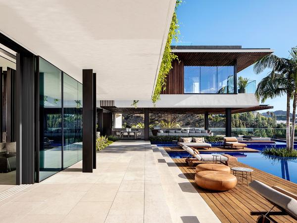 好莱坞史上最大豪宅现身Netflix《日落家园》