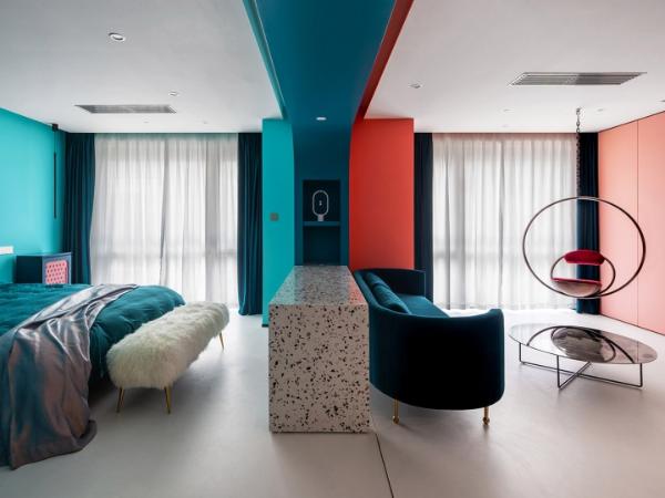 80㎡前滩禧悦公寓设计