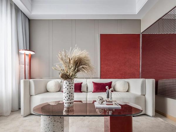 大朴设计丨西班牙风格室内装修案例
