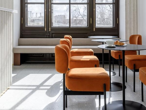 莫斯科永恒的高雅艺术礼宾咖啡厅