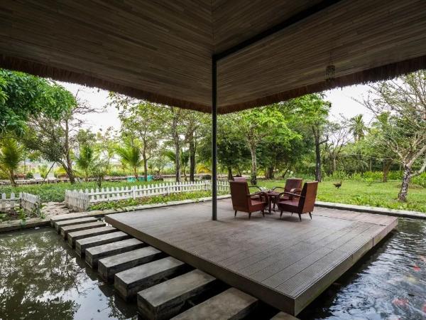 置身仙境的越南别墅