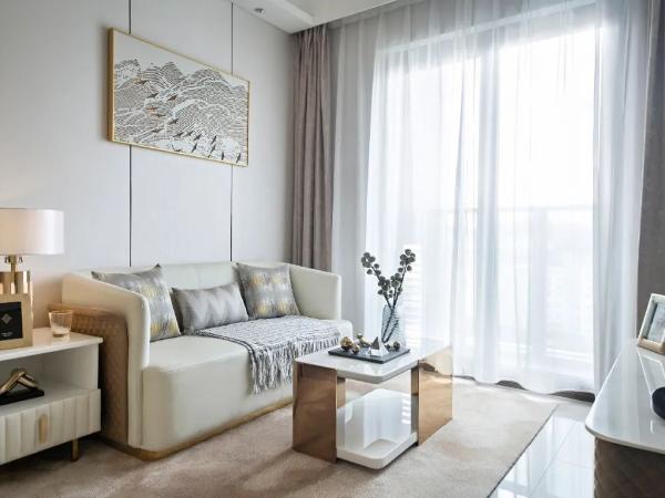 样板间,深圳CBD超200米塔标公寓设计出炉