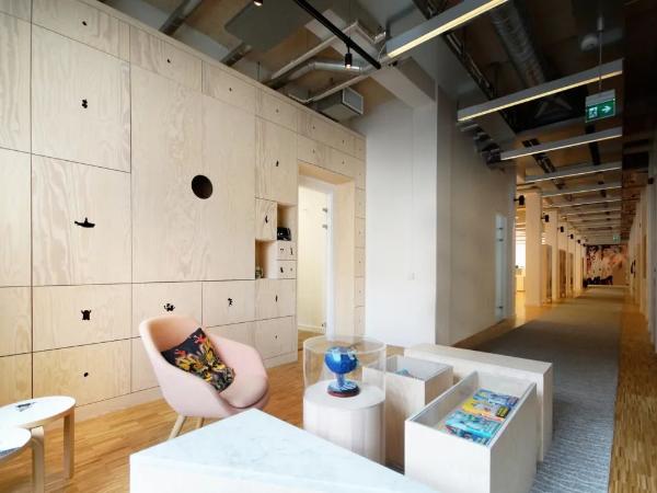 斯德哥尔摩艺术办公室设计