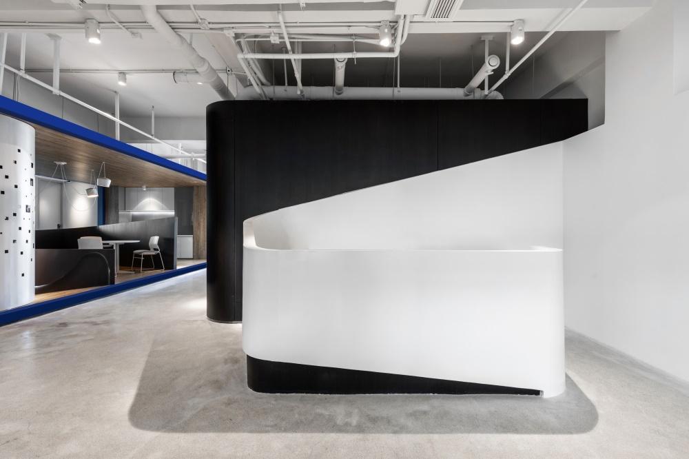 办公空间,金融公司办公室,办公室,成都,项目投稿