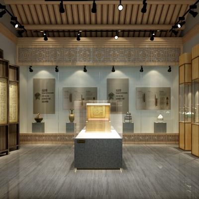 【长期悬赏】博物馆类型3D模型