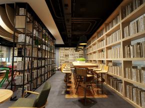 【长期悬赏】图书馆类型3D模型